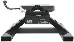 Hi-Rise 5th Wheel Trailer Hitch - Single Jaw - 18,000 lbs