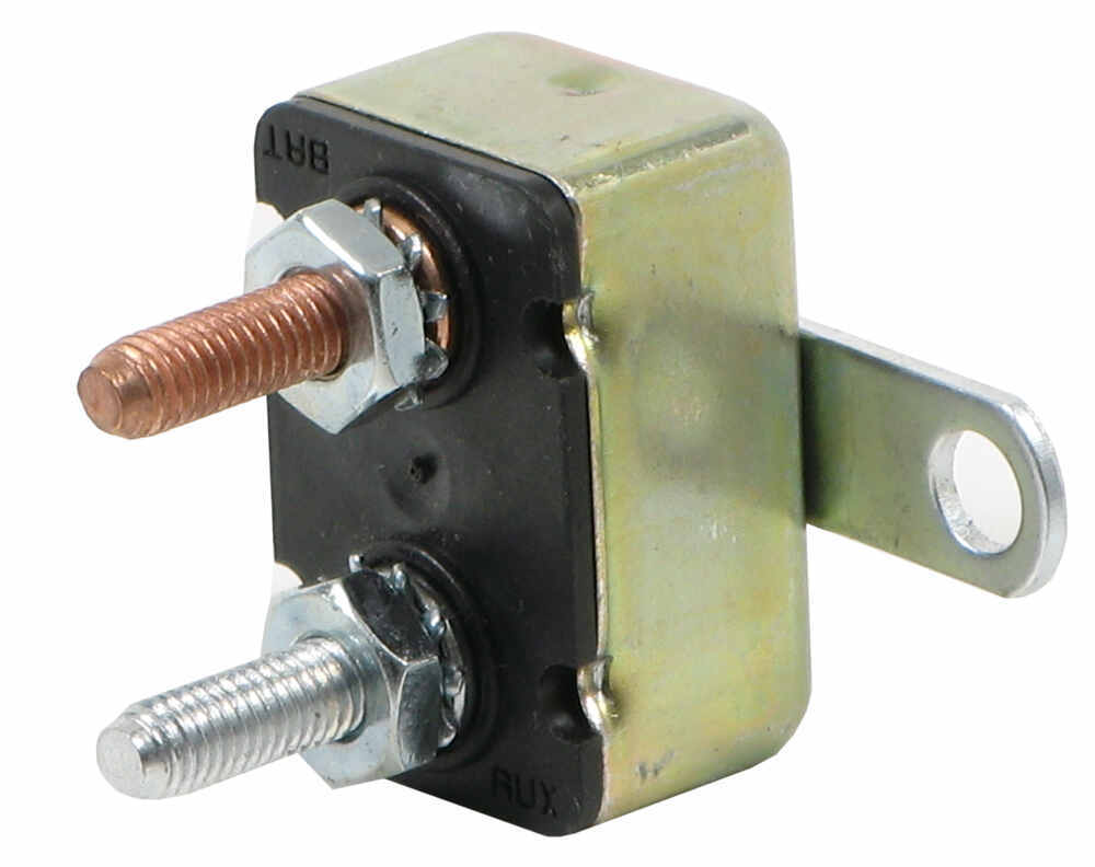 40 Amp In Line Circuit Breaker Perpendicular Mount Bracket Pollak Wiring A Accessories And Parts 9510
