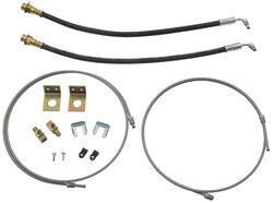 Hydraulic Line Kit, 3rd Axle - Drum and Disc