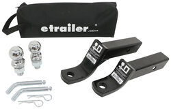 "etrailer.com Ball Mount Kit for 2"" Hitches - 7,500 lbs - 989900"