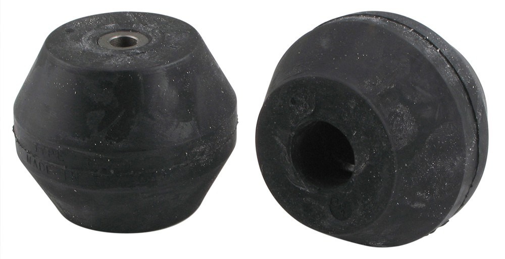 Replacement Aeon Hollow Rubber Spring For Timbren Trailer