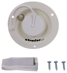 Valterra Water Inlet for RVs - White - Gravity Fill
