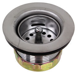 Valterra Sink Drain with Strainer Basket