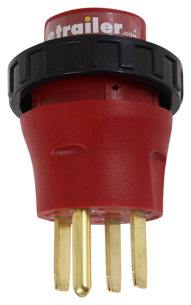 Vintage removable power cor