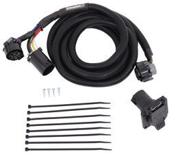Mighty Cord Universal 5th Wheel/Gooseneck Wiring Harness w/ 7-Pole Connector - 10' Long
