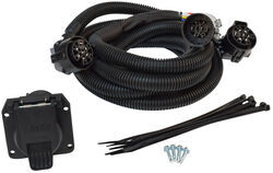 mighty cord custom fit vehicle wiring a10 7010 review etrailer