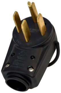 Mighty Cord Replacement Rv Plug 50 Amp Male End Mighty