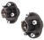 timbren trailer axles rubber spring suspension ez-lube spindles