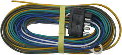 "25 ft. Wishbone 5-Way Trailer Harness with 30"" Ground and 5 ft. Blue Wire"