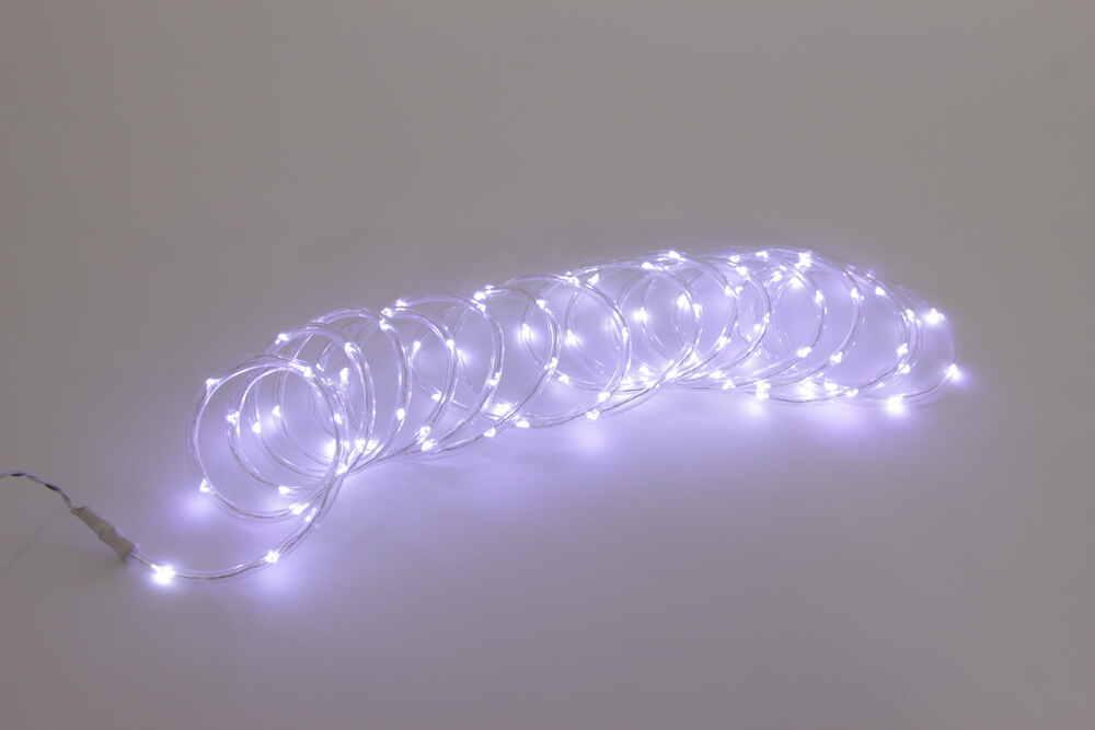 Valterra Mini Rope Light for RV Awning Utility Slot - LED - 16 Long - White - Qty 1 Valterra ...