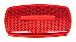 Replacement Red Lens for MC32RB Trailer Lights