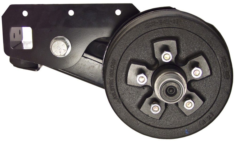 Trailer Axles Brakes System : Timbren axle less trailer suspension system w electric