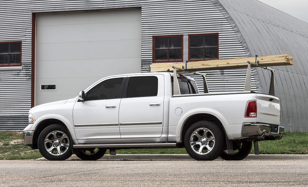 2016 Chevrolet Colorado Adarac Pro Series Custom Truck Bed