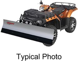 SnowSport 2002 Polaris 700 Sportsman Snowplow Kit