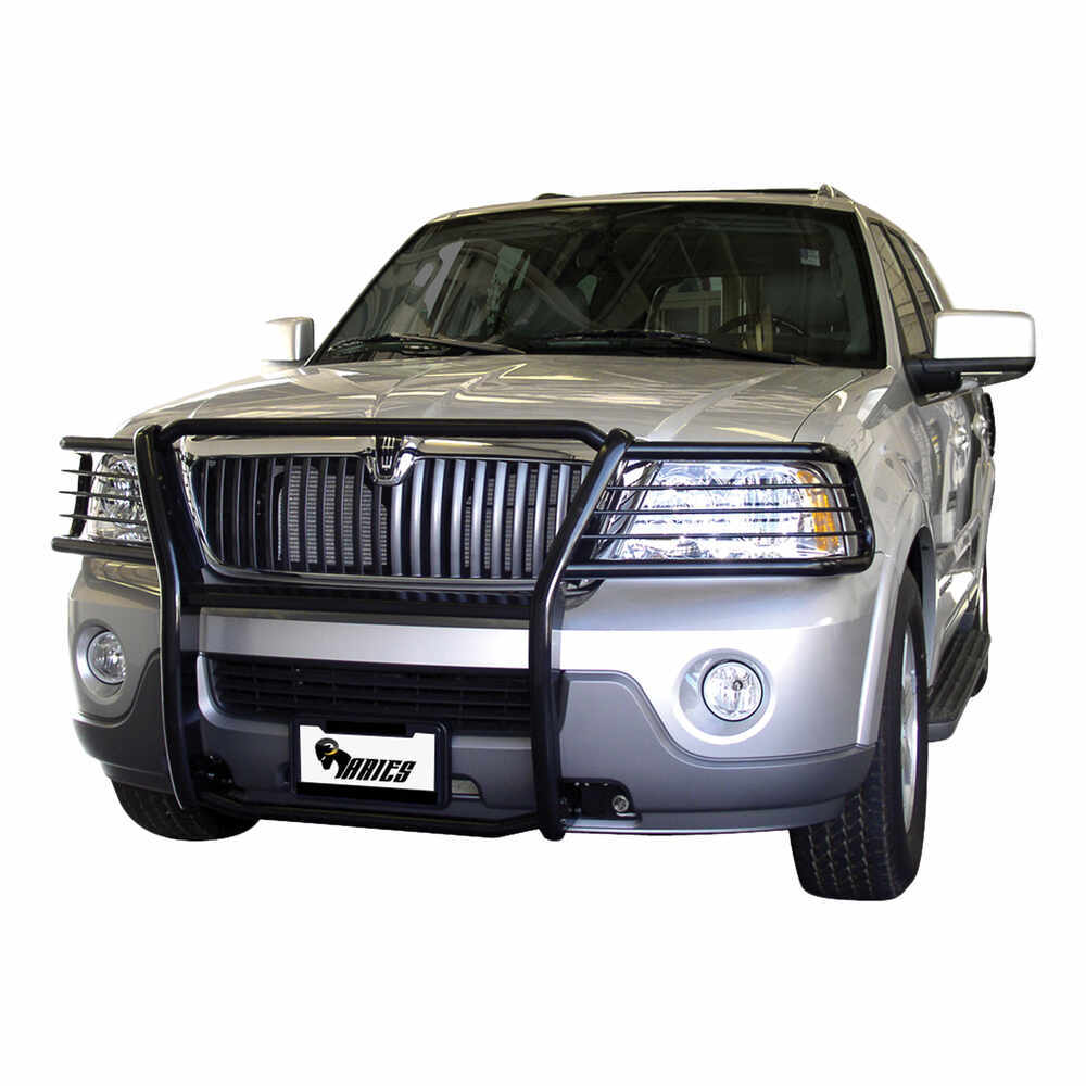 Ford Grill Guard For 85 : Ford f aries grille guard piece black
