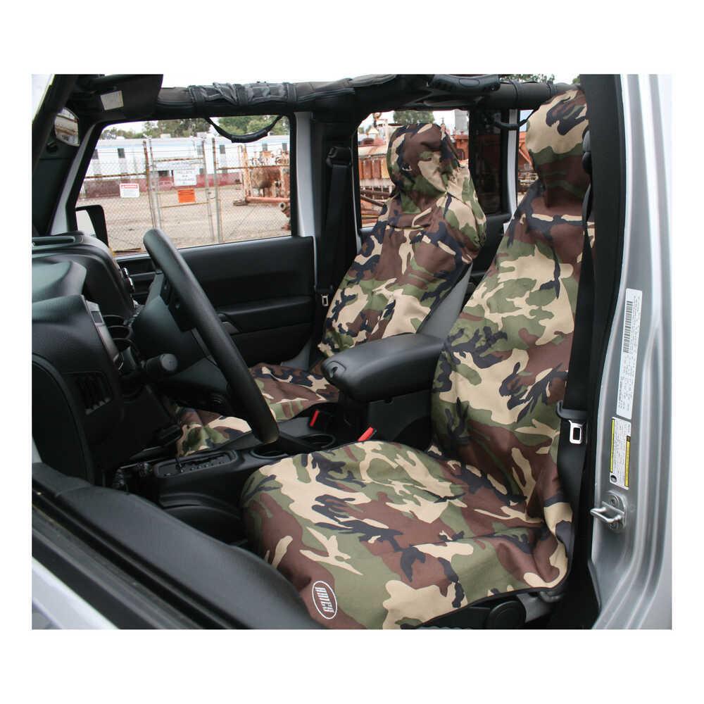 Aries Automotive Seat Defender Bucket Seat And Headrest