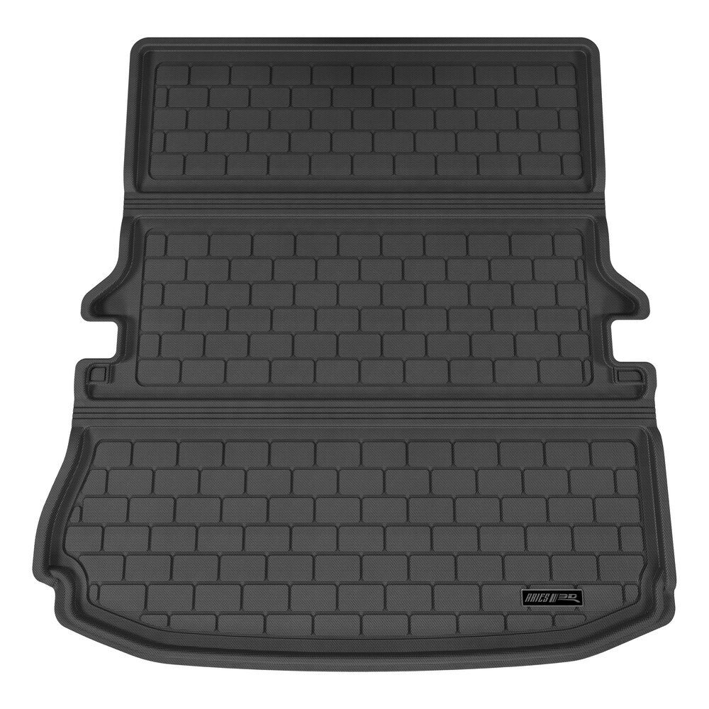 2016 Ford Explorer Cargo Liners Custom Fit Rubber Autos Post