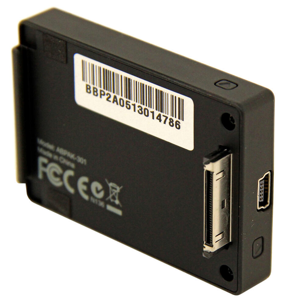 Gopro battery bacpac attachment for hero3 hero3 and hd hero2 action