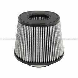 aFe Universal Pro Dry S Air Filter - Inverted - Clamp On