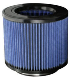 aFe Universal Pro 5R Air Filter - Oiled - Inverted - Clamp On
