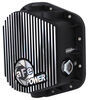 aFe Differential Cover - 5 Quart Capacity - Machined Fins