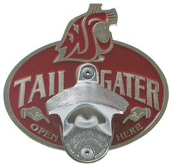 "Washington State Cougars Tailgater 2"" Trailer Hitch Cover"