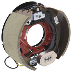 "Electric Trailer Brake with Dust Shield - Self-Adjusting - 12-1/4"" - Right Hand - 12,000 lbs"