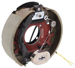 "Electric Trailer Brake with Dust Shield - Self-Adjusting - 12-1/4"" - Left Hand - 8,000 lbs"