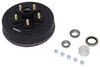 "Trailer Hub and Drum Assembly - 3,500-lb Axles - 10"" Diameter - 5 on 4-3/4"