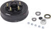"Trailer Hub and Drum Assembly - 3,500-lb E-Z Lube Axles - 10"" Diameter - 5 on 5"