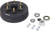"Trailer Hub and Drum Assembly - 3,500-lb E-Z Lube Axles - 10"" Diameter - 6 on 5-1/2"