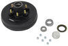 "Trailer Hub and Drum Assembly - 5,200-lb and 6,000-lb Axles - 12"" Diameter - 6 on 5-1/2"