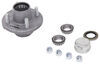 Trailer Idler Hub Assembly for 2,000-lb Axles - 4 on 4 - Galvanized