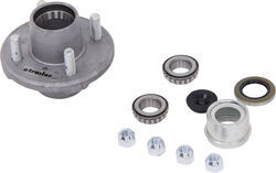 Trailer Idler Hub Assembly for 2,000-lb E-Z Lube Axles - 4 on 4 - Galvanized - AKIHUB-440-2-G-EZ-1K
