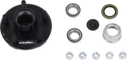 "Trailer Idler Hub Assembly for 2,000-lb E-Z Lube Axles - 8"" to 12"" Wheels - 5 on 4-1/2"