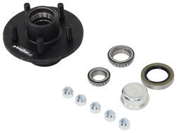 Trailer Idler Hub Assembly for 3,500-lb Axles - 5 on 4-1/2