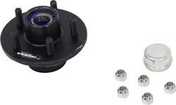 Trailer Idler Hub Assembly for 3,500-lb Axles - 5 on 4-1/2 - Pre-Greased