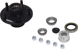 Trailer Idler Hub Assembly for 3,500-lb E-Z Lube Axles - 5 on 5