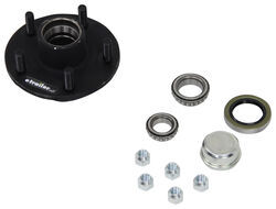 Trailer Idler Hub Assembly for 3,500-lb Axles - 5 on 5