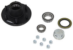 Trailer Idler Hub Assembly for 6,000-lb Axles - 6 on 5-1/2