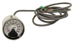 Replacement Air Gauge for Air Lift Load Controller Compressor Syste