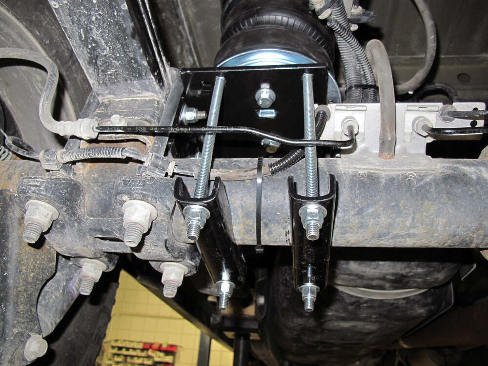 2013 Ford F 150 Air Lift Loadlifter 5000 Air Helper