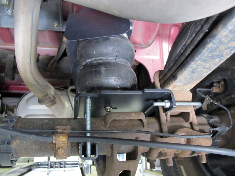2014 Chevrolet Silverado 1500 Vehicle Suspension - Air Lift