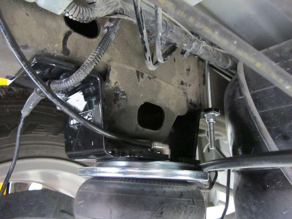 chevrolet silverado  vehicle suspension air lift