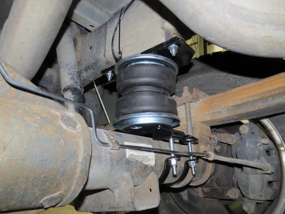 2004 Dodge Ram Pickup Vehicle Suspension Air Lift