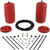 air lift vehicle suspension  airlift 1000 helper springs for coil - rear