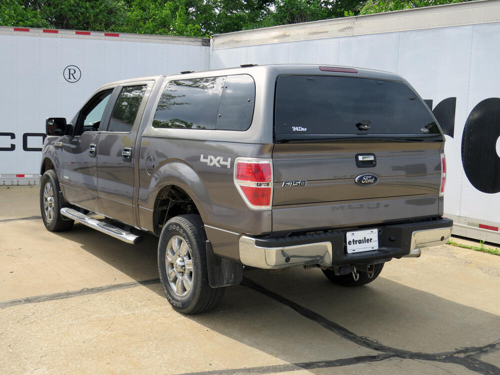 2011 Ford F-150 Vehicle Suspension