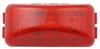 Sealed, Mini Rectangular LED Trailer Clearance, Side Marker Light, 3 Diode - Red