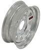"Steel Spoke Trailer Wheel - 13"" x 4-1/2"" Rim - 5 on 4-1/2 - Galvanized Finish"