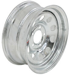 "Steel Mini Mod Trailer Wheel - 14"" x 6"" Rim - 5 on 4-1/2 - Galvanized Finish"